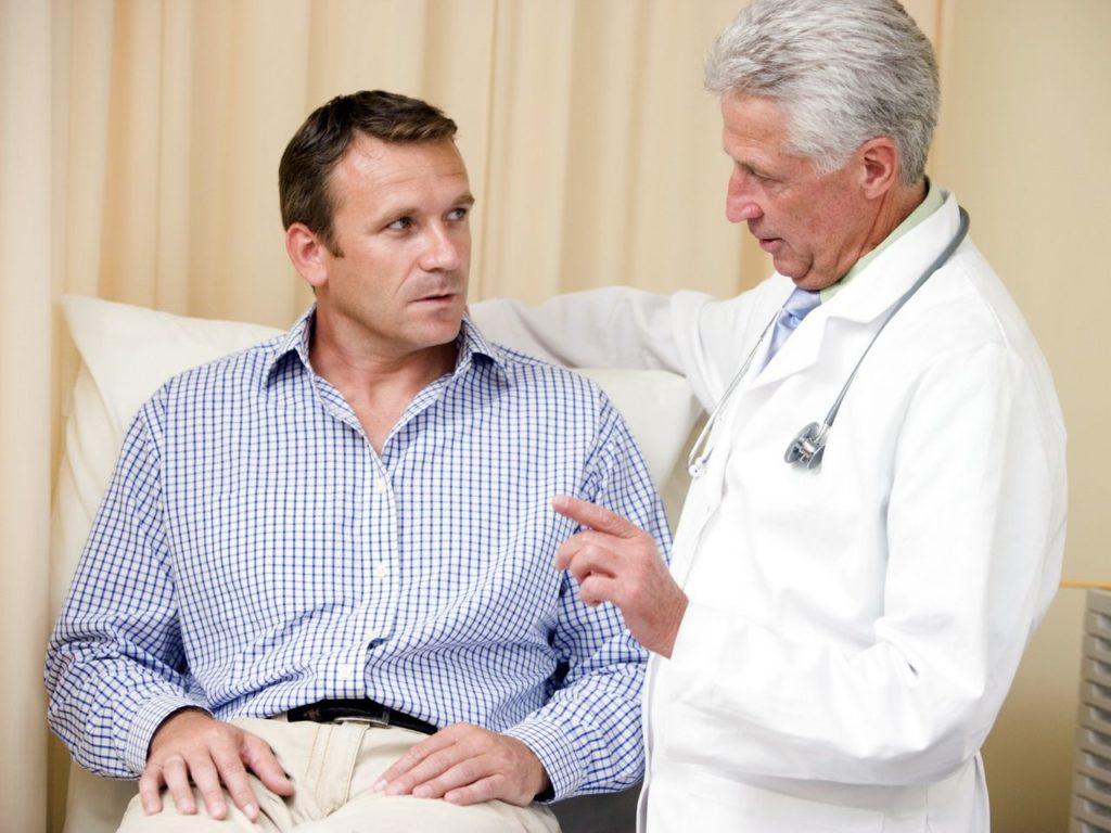 Симптомы и лечение аденомы простаты 1, 2 и 3 степени