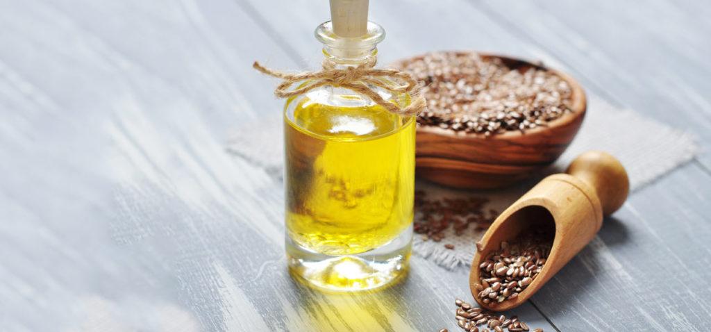 Как принимать льняное масло при простатите и раке предстательной железы
