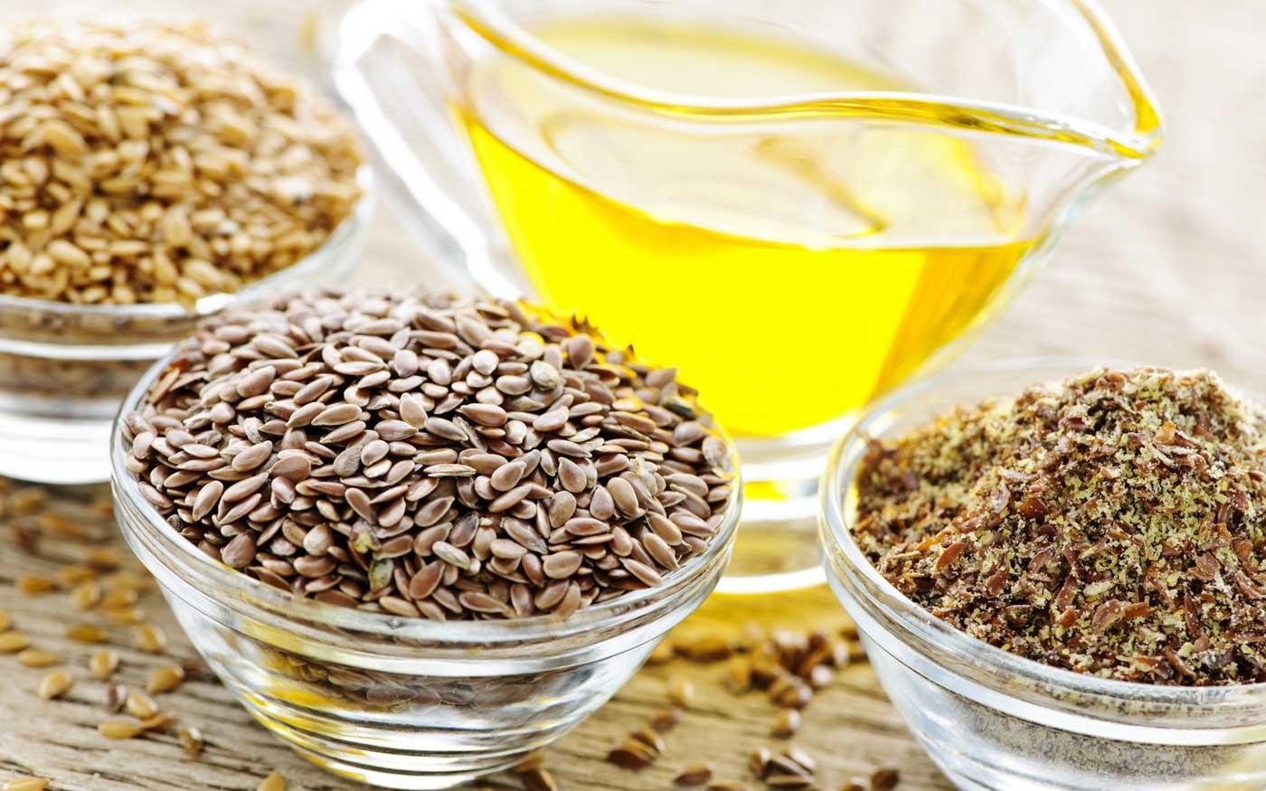 Как использовать семя льна для похудения Медицинские