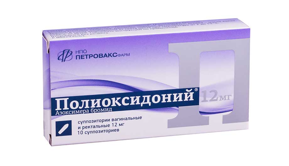 Полезные свойства Полиоксидония и особенности его применения при простатите