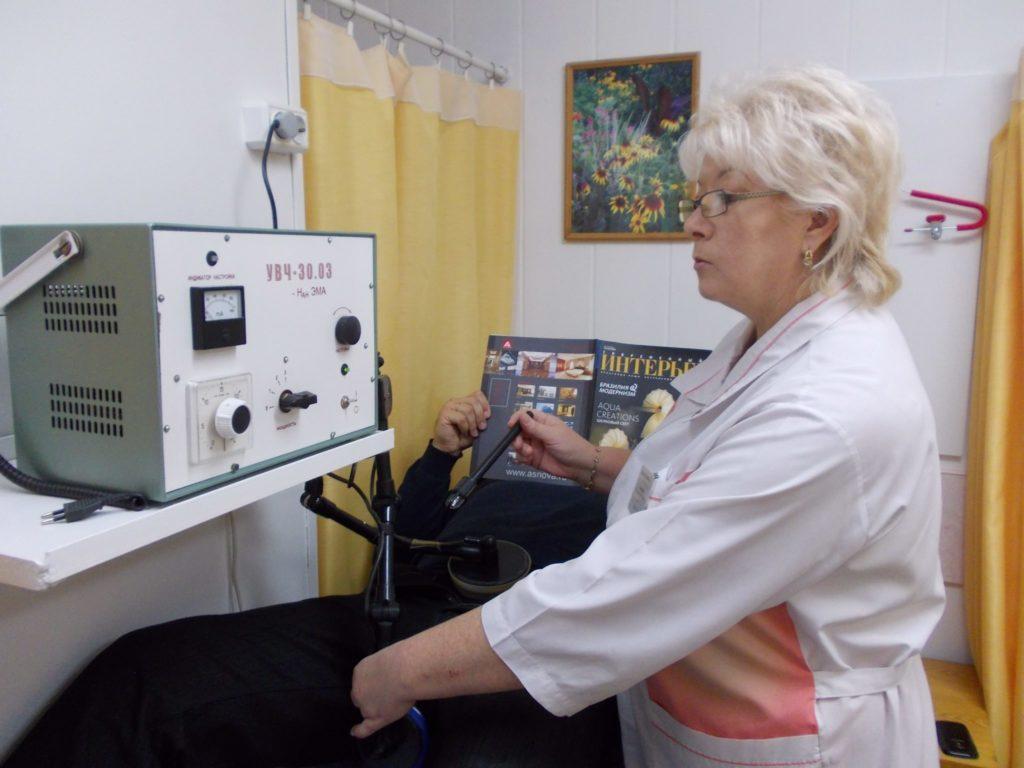 Лечение простатита методами физиотерапии