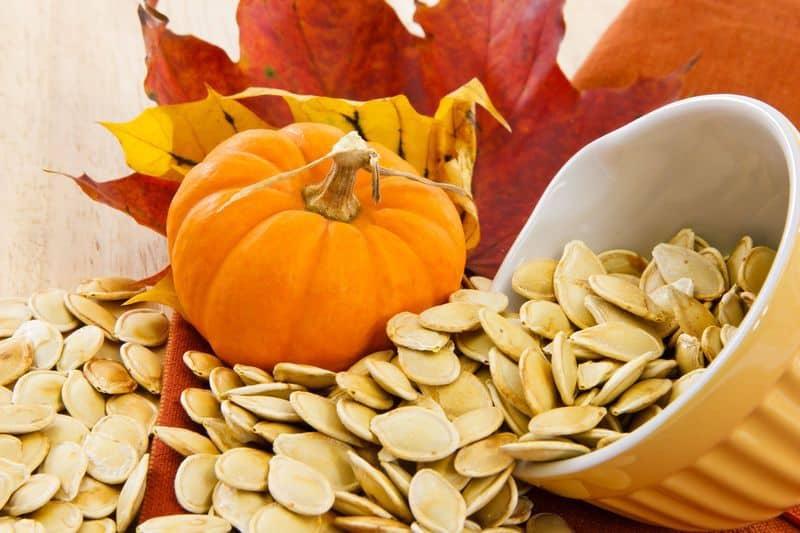 Применение тыквенных семечек в лечении простатита