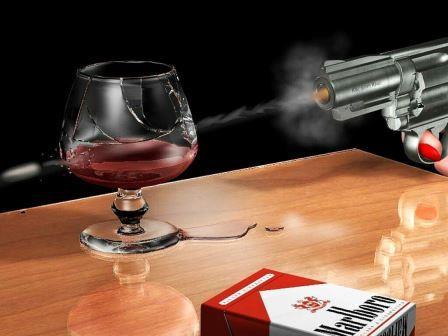 Как влияет курение и алкоголь на потенцию