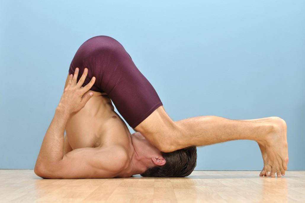 Йога для повышения потенции у мужчин